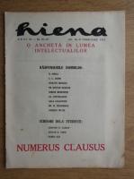 Anticariat: Revista Hiena, anul III, nr. 18-19, 14-21 februarie 1923