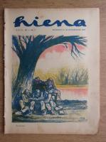 Revista Hiena, anul III, nr. 3, 29 octombrie 1922