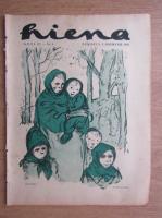 Revista Hiena, anul III, nr. 4, 5 noiembrie 1922