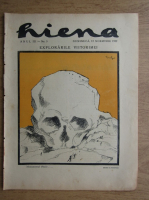 Revista Hiena, anul III, nr. 5, 12 noiembrie 1922