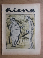 Revista Hiena, anul III, nr. 7, 26 noimbrie 1922