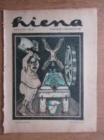 Revista Hiena, anul III, nr. 8, 3 decembrie 1922