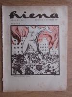 Revista Hiena, anul III, nr. 9, 10 decembrie 1922