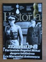 Anticariat: Revista Historia, anul XVIII, nr. 201, octombrie 2018