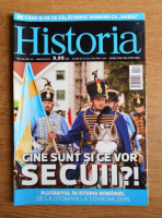 Anticariat: Revista Historia. Cine sunt si ce vor secuii? an XIII, nr. 134, martie 2013