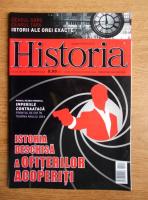 Anticariat: Revista Historia. Istoria deschisa a ofiterilor acoperiti, anul XIV, nr. 154, noiembrie 2014
