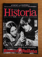 Anticariat: Revista Historia. O tragedie mai mult decat rentabila Romeo si Julieta, anul XV, nr. 162, iulie 2015