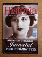 Anticariat: Revista Historia. Un document gasit la cosul de gunoi, anul XIV, nr. 144, ianuarie 2014