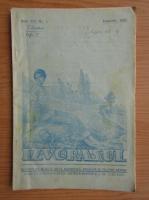 Anticariat: Revista Izvorasul, anul XVI, nr. 1, ianuarie 1937