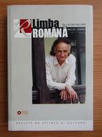 Anticariat: Revista Limba Romana, nr. 1-4 (163-166), anul XIX, 2009