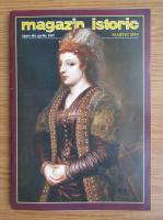 Anticariat: Revista Magazin Istoric, anul LII, nr. 3 (624), martie 2019