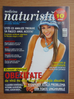 Anticariat: Revista Medicina naturista, nr. 6 (118), august 2008