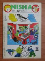 Revista Misha, nr. 10, 1988