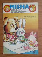 Revista Misha. nr. 3, 1990