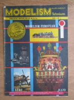Anticariat: Revista Modelism, nr. 4, 1984