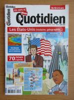 Anticariat: Revista Mon Quotidien, nr. 52, iunie 2015
