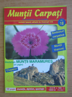 Revista Muntii Carpati, anul III, nr. 18, 1999