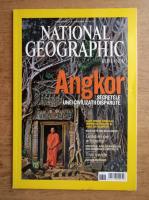 Revista National Geographic. Angkor. Secretele unei civilizatii disparute (iulie 2009)