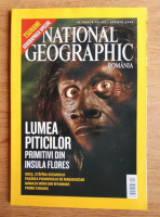 Revista National Geographic (aprilie 2005)