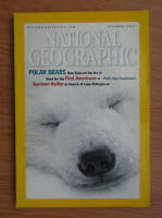 Anticariat: Revista National Geographic, decembrie 2000
