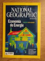 Revista National Geographic. Economia de energie (martie 2009)