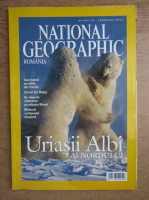 Anticariat: Revista National Geographic, februarie 2004