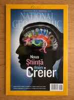 Anticariat: Revista National Geographic, februarie 2014