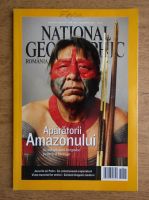 Revista National Geographic, ianuarie 2014