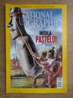 Revista National Geographic. Insula Pastelui. Nr. 111, iulie 2012