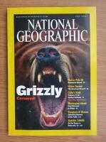 Anticariat: Revista National Geographic, iulie 2001