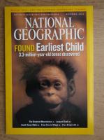 Revista National Geographic, noiembrie 2006