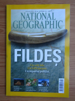 Revista National Geographic, nr. 149, septembrie 2015