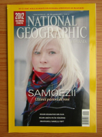 Anticariat: Revista National Geographic Romania, nr. 103, noiembrie 2011