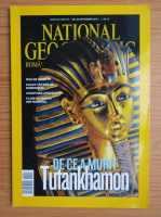 Revista National Geographic Romania, nr. 89, septembrie 2010