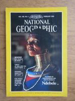 Anticariat: Revista National Geographic, vol. 169, nr. 2, februarie 1986