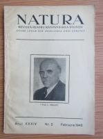 Revista Natura, nr. 2, februarie 1945