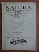 Revista Natura, nr. 3, martie 1935