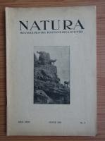 Revista Natura, nr. 3, martie 1945