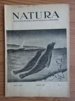 Revista Natura, nr. 4, aprilie 1945
