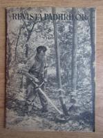 Revista padurilor. Nr. 6, 1961