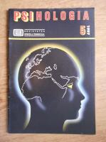 Anticariat: Revista Psihologia, nr. 5, 1997