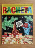 Anticariat: Revista Racheta Cutezatorilor, anul III, nr. 12 (29), decembrie 1971