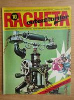 Anticariat: Revista Racheta Cutezatorilor, anul V, nr. 10 (51), octombrie 1973