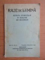 Anticariat: Revista Razele de lumina, anul II, nr. 5, 1930