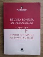 Revista romana de psihanaliza