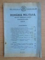 Anticariat: Revista Romania Militara, anul LXXXIV, nr. 1-2, ianuarie-februarie 1947