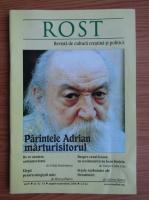Anticariat: Revista Rost, anul IV, nr. 42-43, august-septembrie 2006