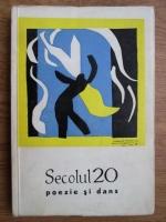 Revista Secolul 20. Nr. 1, 1968