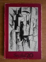 Anticariat: Revista Secolul 20, nr 10, 1968