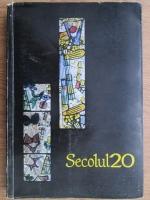 Anticariat: Revista Secolul 20. Nr. 10, 1970